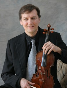 Professional Violinist- Robert Miskey