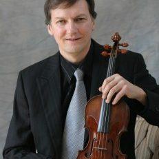 Professional Violinist - Robert Miskey